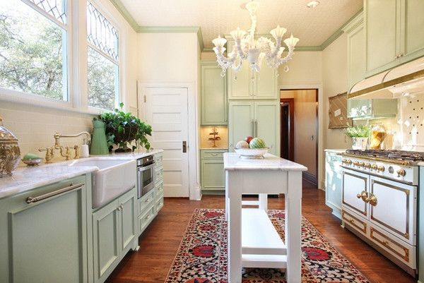 Traditional Portland Kitchen
